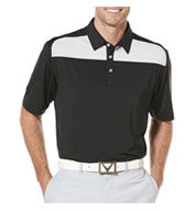 Custom Callaway Chev Ventilated Block Polo Mens