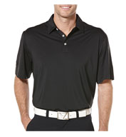 Custom Callaway Chev Stretch Ventilated Polo Mens