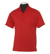 Custom Munsingwear Mens Doral Textured Performance Polo