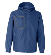 Custom Dri Duck Packable Jacket Mens