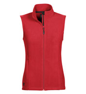 Custom Womens Traverse Microfleece Vest