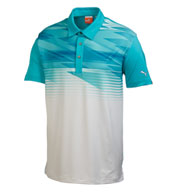 Custom Puma Golf Indigital Polo Mens