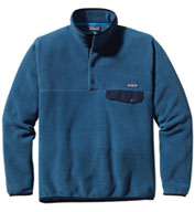 Custom Mens Synchilla® Snap-T Pullover by Patagonia