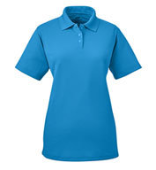 Custom Ladies Cool and Dry Stain Release Polo