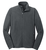 Custom Eddie Bauer® Full-Zip Microfleece Jacket Mens