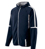 Custom Adult Fortitude Jacket by Holloway USA Mens