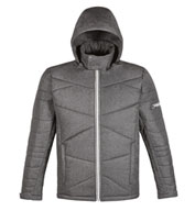 Custom Avant Tech Melange Insulated Jacket with Heat Reflective Technology Mens