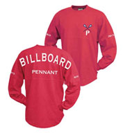 Custom Adut Billboard Crew Sweatshirt