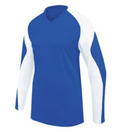 Custom Womens Radius Long Sleeve Jersey
