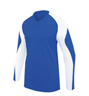 Custom Girls Radius Long Sleeve Jersey