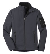 Custom Eddie Bauer® Rugged Ripstop Soft Shell Jacket Mens