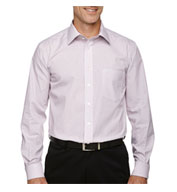 Custom Mens Micro Tattersall Dress Shirt Mens