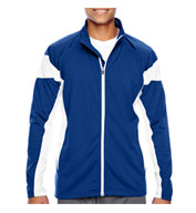 Custom Mens Elite Performance Full Zip Warm Up Jacket Mens