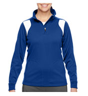 Custom Ladies Elite Performance Quarter-Zip