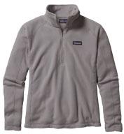 Custom Patagonia Womens Micro D® Quarter Zip Fleece
