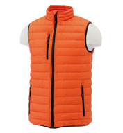 Custom Whistler Light Down Vest Mens