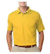Custom Mens Value Moisture Wicking Polo Mens