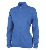 Custom Womens Waypoint Birdseye Fleece Jacket