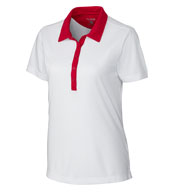 Custom Clique Ladies Parma Colorblock Polo