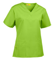 Custom Wonder Wink Bravo Scrub Top