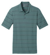 Custom Nike Golf Dri-FIT Fade Stripe Polo Mens