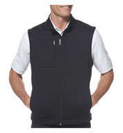 Custom Callaway Mens Full-Zip Fleece Vest
