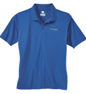 Custom Mens PFG Zero Rules® Polo by Columbia Mens
