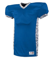 Custom Dual Threat Football Jersey Mens