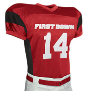 Custom First Down Dazzle Jersey
