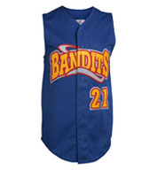 Custom Adult Pro-Style Six Button Baseball Jerseys Mens