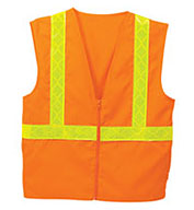 Custom Fluorescent Safety Vest