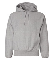Custom Reverse Weave Hooded Champion Sweatshirt Mens
